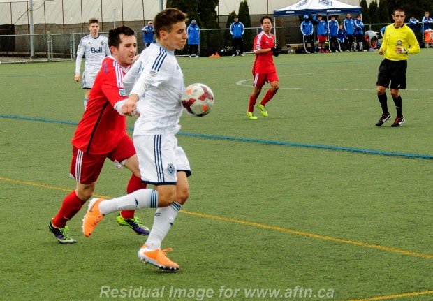 Residency Week 2014: Chris Serban – the right back prospect the Whitecaps have been looking for?