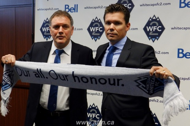 Bobby Lenarduzzi targets both development and winning as WFC2 get their new head coach