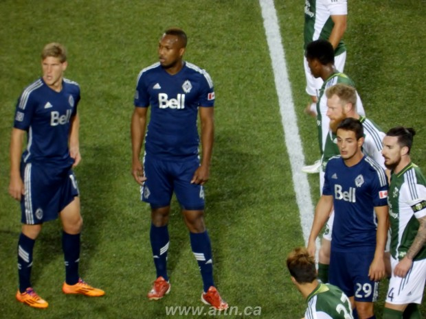 Report and Reaction: 2015 Battle of Cascadia already underway in fiery friendly win for Vancouver over Portland
