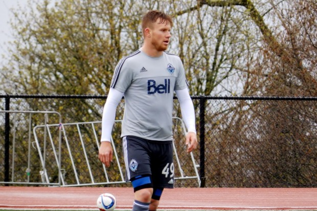 Mackenzie Pridham coming to the fore with WFC2