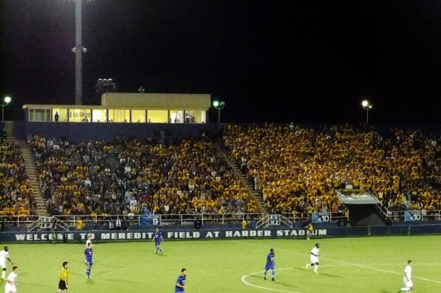 Groundhopping: Santa Barbara (California, USA) – Home of the Gauchos and the tortilla toss
