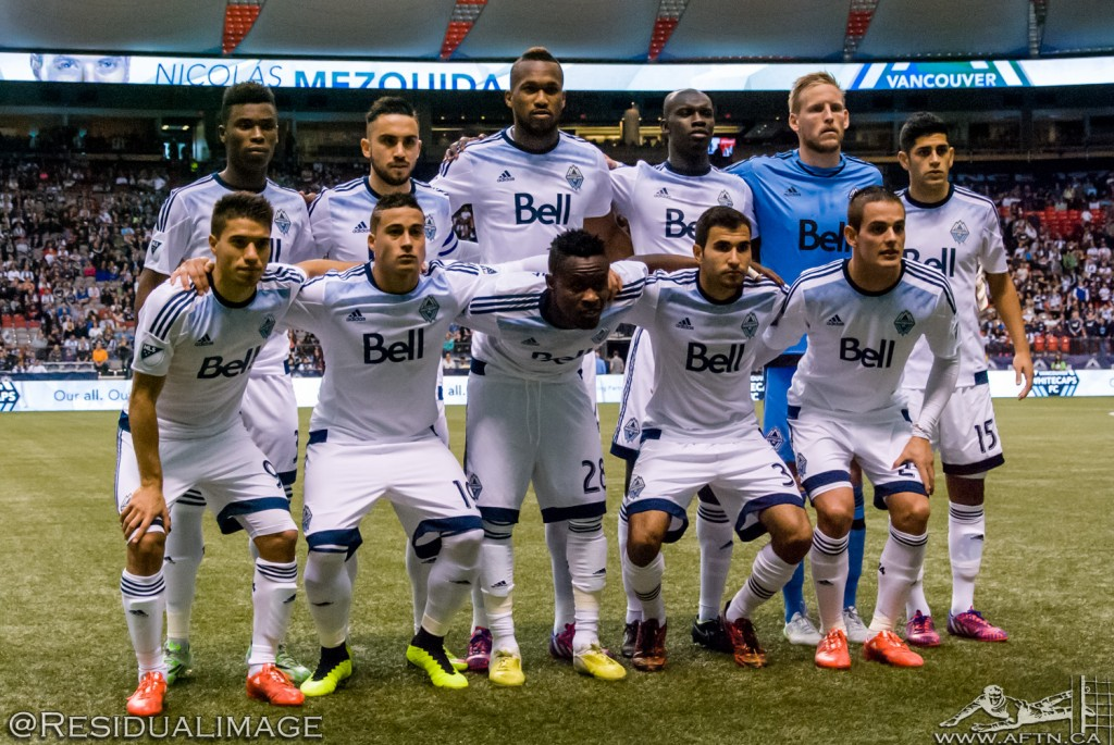 Vancouver v Portland - The March Story In Pictures  (1)