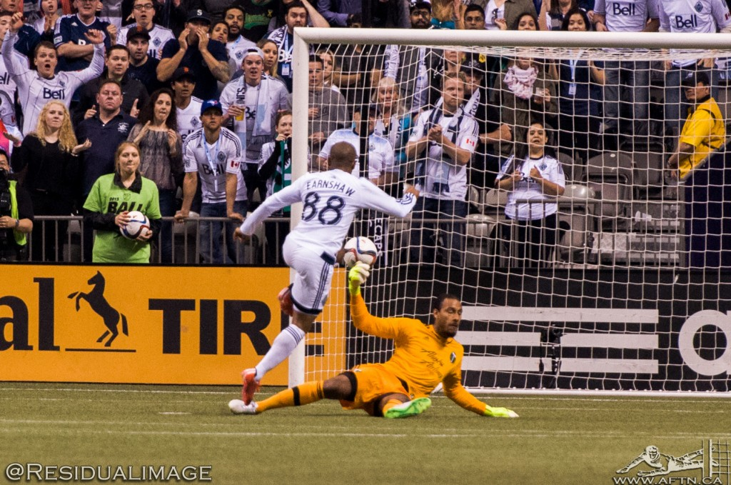 Vancouver v Portland - The March Story In Pictures  (11)