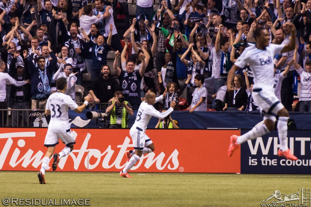 Vancouver v Portland - The March Story In Pictures  (12)