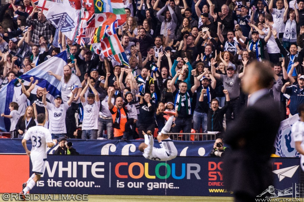 Vancouver v Portland - The March Story In Pictures  (13)