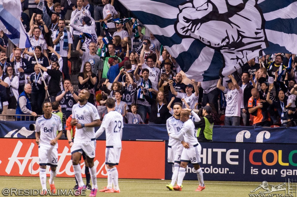 Vancouver v Portland - The March Story In Pictures  (14)