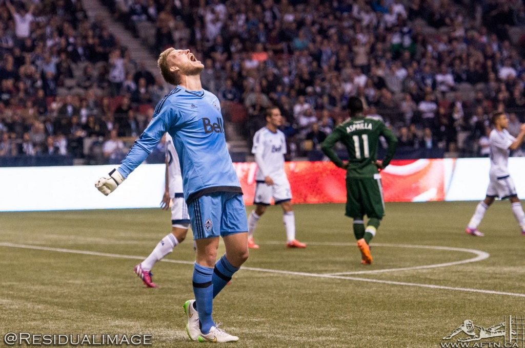 Vancouver v Portland - The March Story In Pictures  (15)
