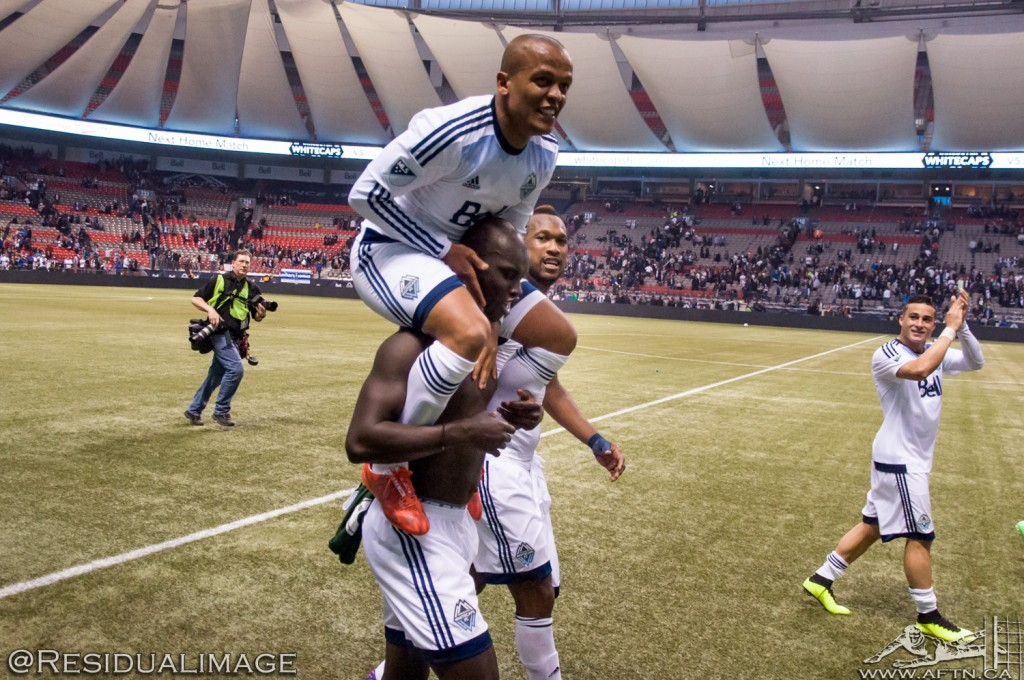 Vancouver v Portland - The March Story In Pictures  (16)