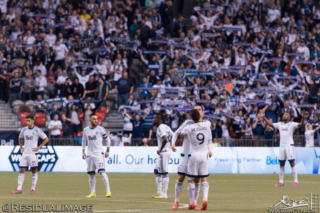 Vancouver v Portland - The March Story In Pictures  (3)