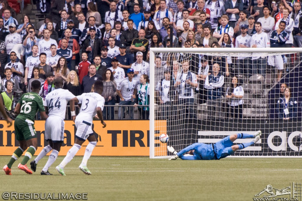Vancouver v Portland - The March Story In Pictures  (4)