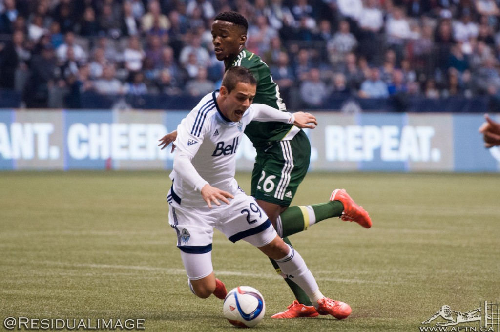 Vancouver v Portland - The March Story In Pictures  (5)