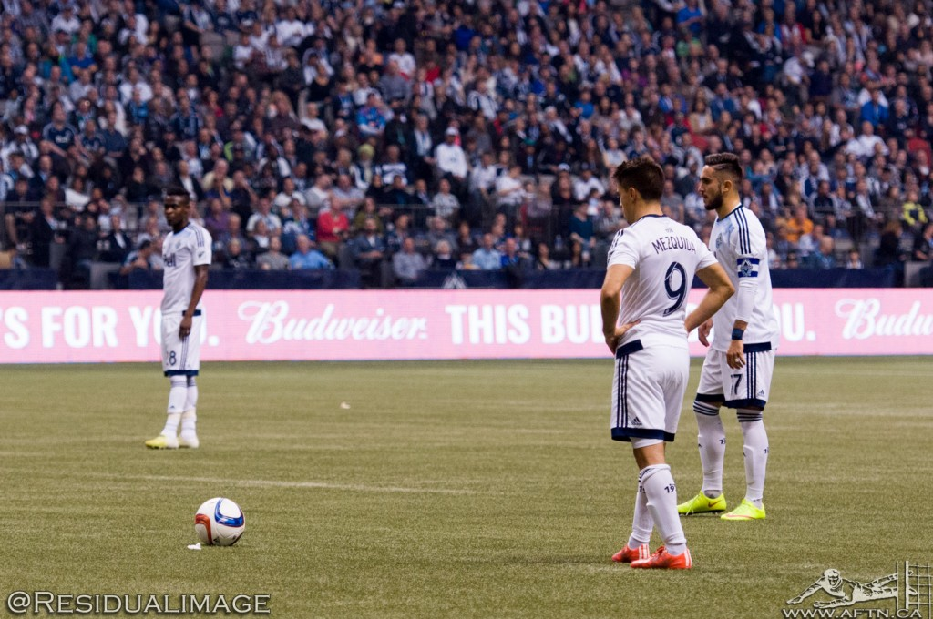 Vancouver v Portland - The March Story In Pictures  (6)