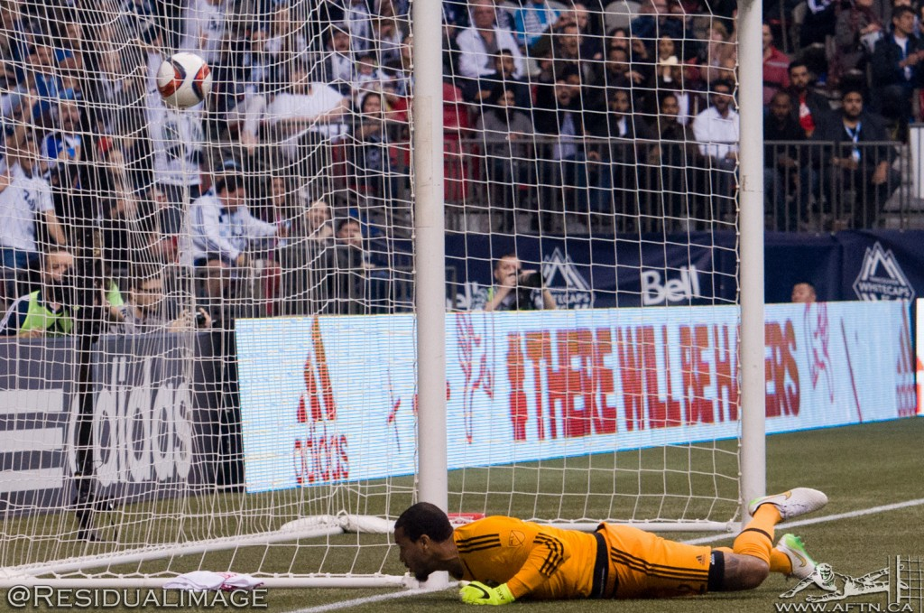 Vancouver v Portland - The March Story In Pictures  (7)