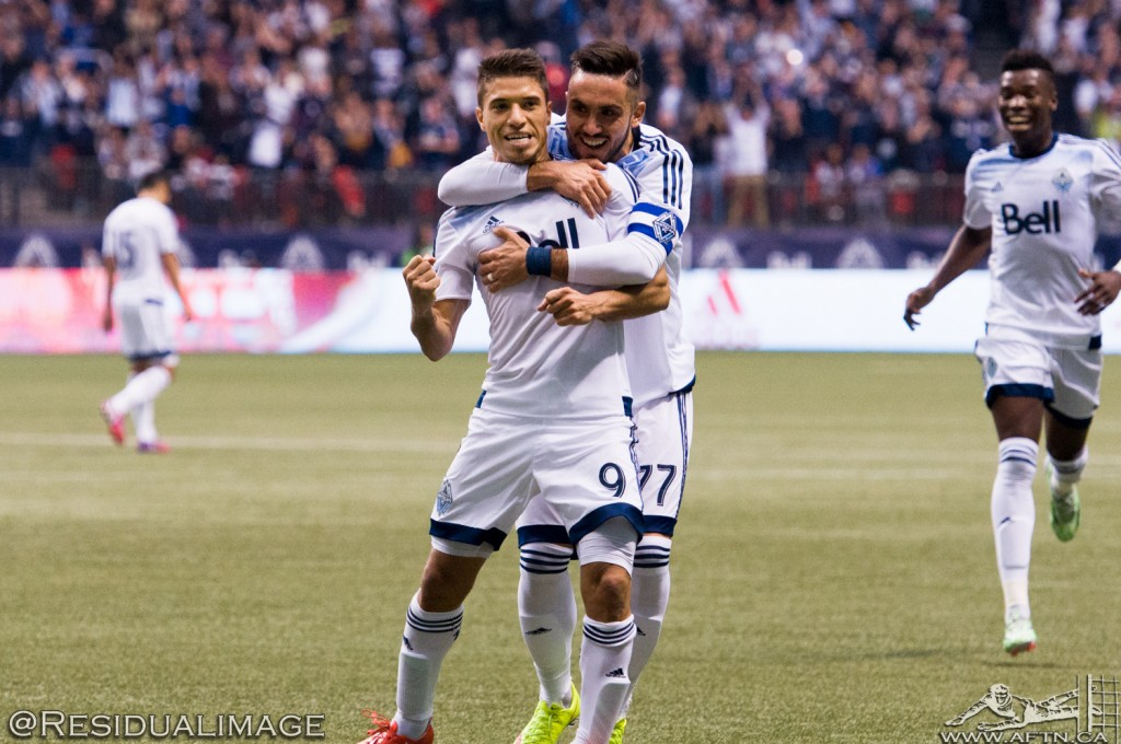 Vancouver v Portland - The March Story In Pictures  (8)
