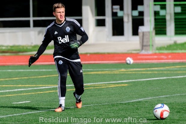 "WFC2 goalkeeper Spencer Richey relishing battle ahead – ""We've got tons of talent, tons of good players"""