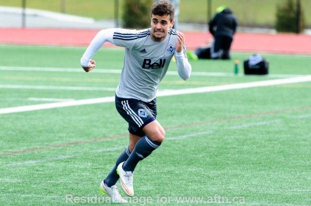 Spanish winger Victor Blasco hoping to bask in the limelight with WFC2