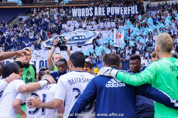 Vancouver Whitecaps v Toronto FC – The Story In Pictures