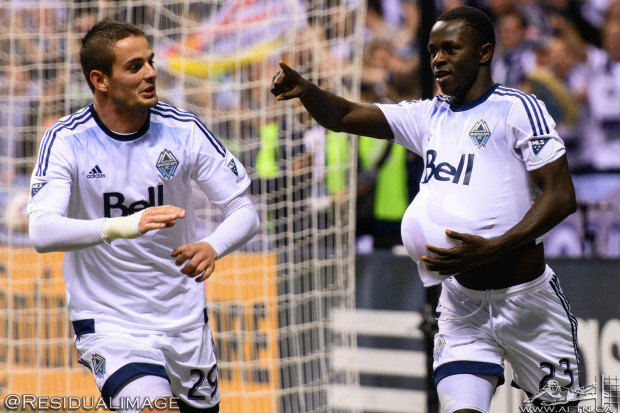 Report and Reaction: Whitecaps go supernova on Galaxy to top Supporters' Shield summit
