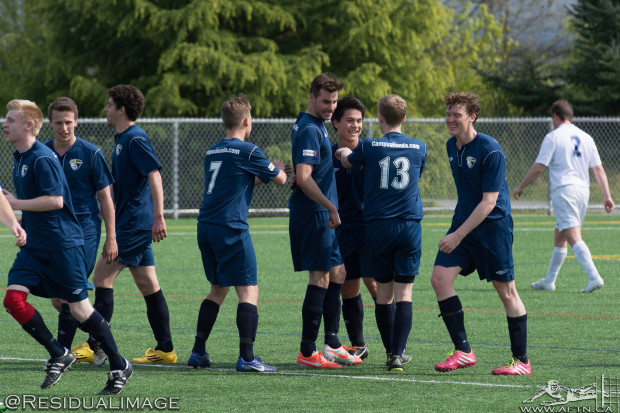 BC Provincial Cups thrown wide open after weekend of first round upsets