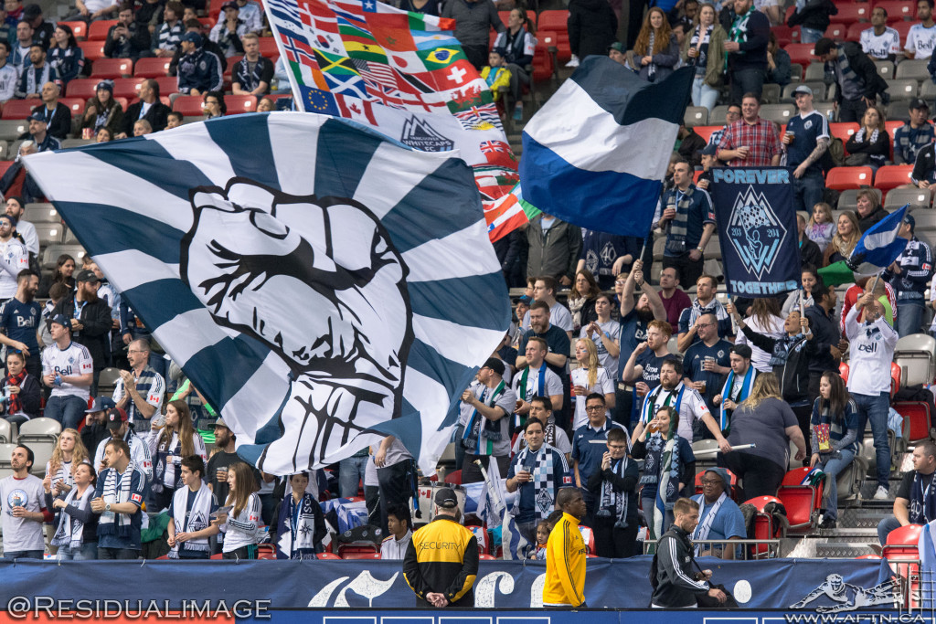 Vancouver Whitecaps v LA Galaxy - The Story In Pictures (05)