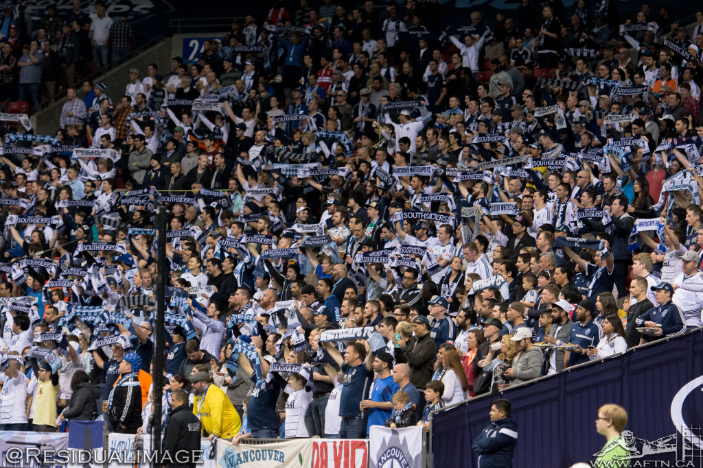 Vancouver Whitecaps v LA Galaxy - The Story In Pictures (06)