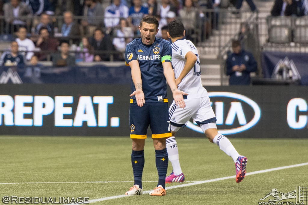 Vancouver Whitecaps v LA Galaxy - The Story In Pictures (07)
