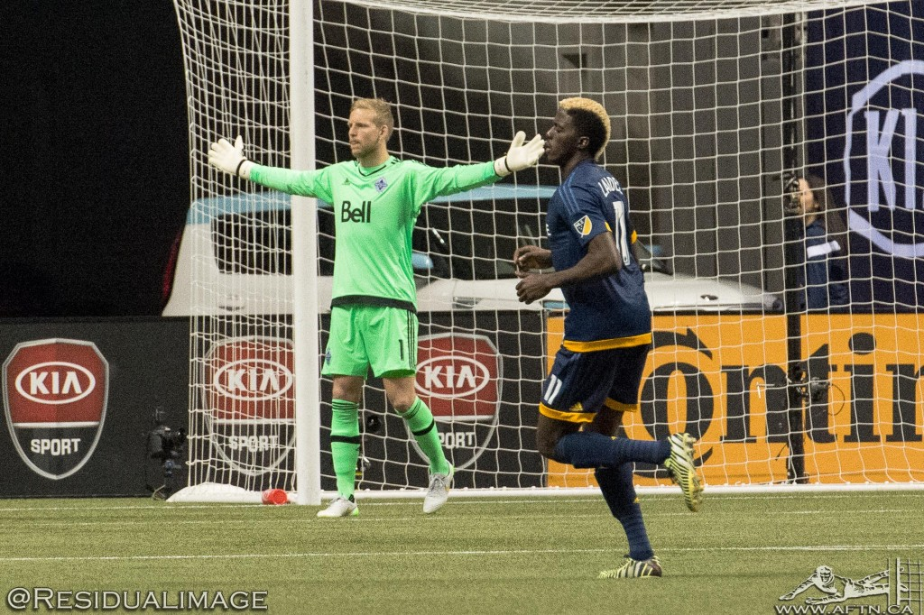 Vancouver Whitecaps v LA Galaxy - The Story In Pictures (08)