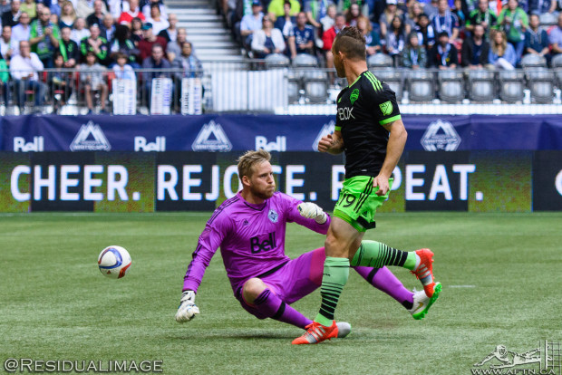 Report and Reaction: Bad news Barrett delivers bull hammer to Vancouver Whitecaps