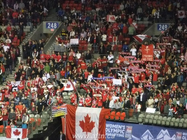 Canadian Men's National Team games unlikely for Vancouver