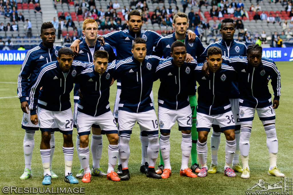 Vancouver Whitecaps v FC Edmonton - The Story In Pictures (11)