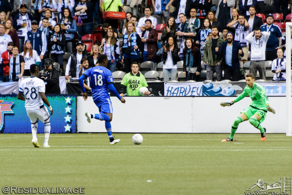 Vancouver Whitecaps v FC Edmonton - The Story In Pictures (17)