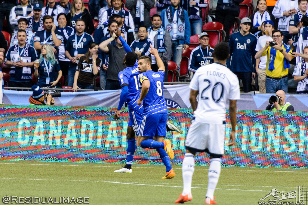 Vancouver Whitecaps v FC Edmonton - The Story In Pictures (18)