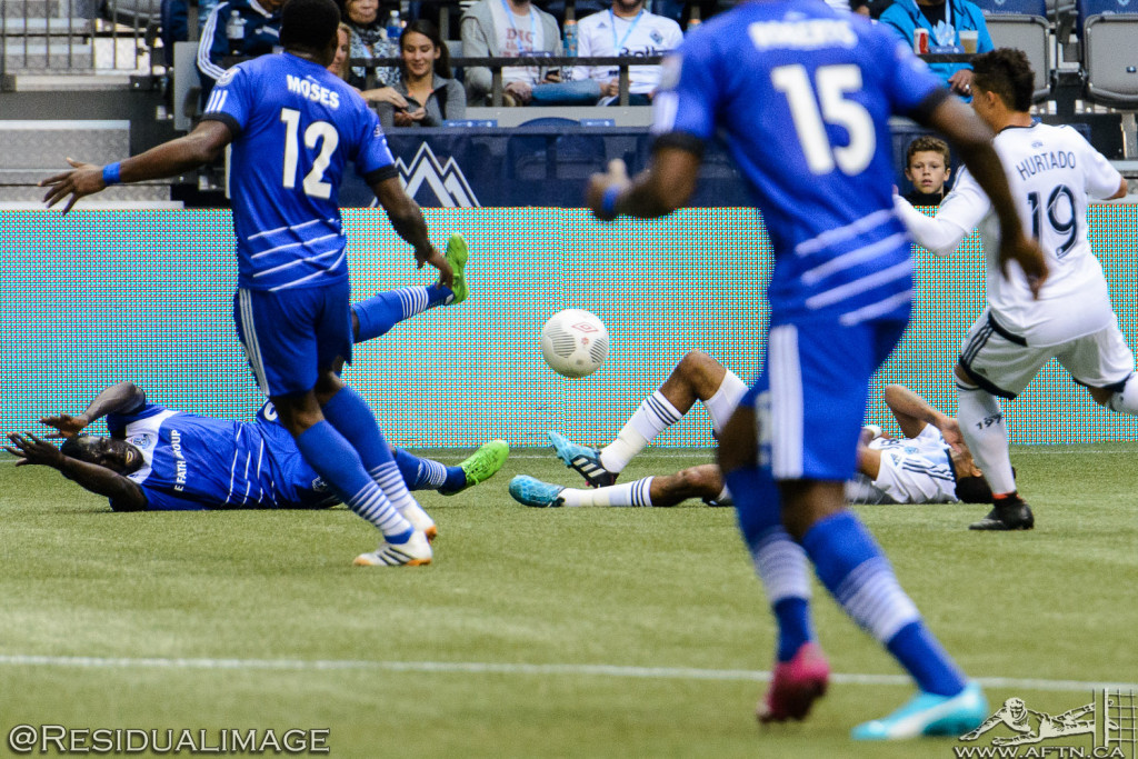 Vancouver Whitecaps v FC Edmonton - The Story In Pictures (36)