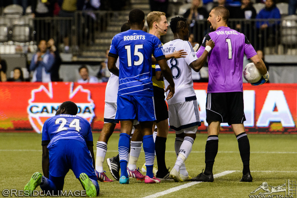 Vancouver Whitecaps v FC Edmonton - The Story In Pictures (86)