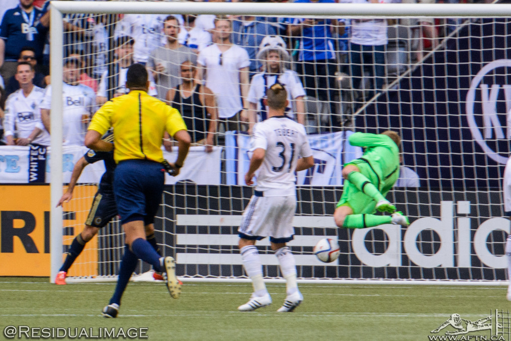 Vancouver Whitecaps v Philadelphia Union - The Story In Pictures (40)