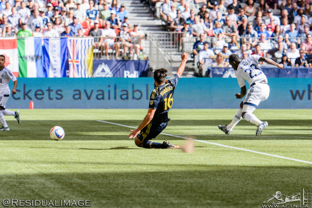 Vancouver Whitecaps v Philadelphia Union - The Story In Pictures (45)