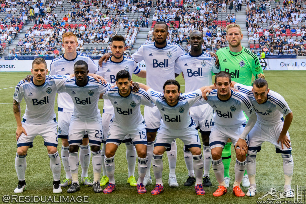 Vancouver Whitecaps v Philadelphia Union - The Story In Pictures (7)