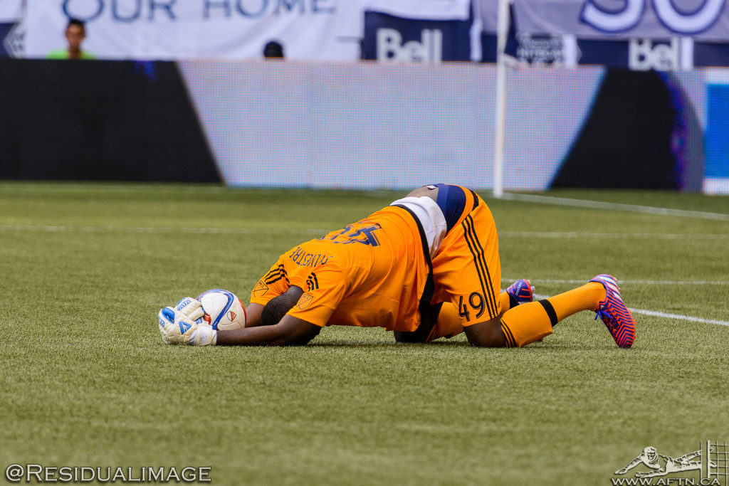 Vancouver Whitecaps v Philadelphia Union - The Story In Pictures (88)