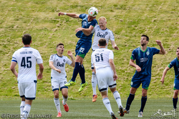 WFC2 v OKC Energy – The Story In Pictures