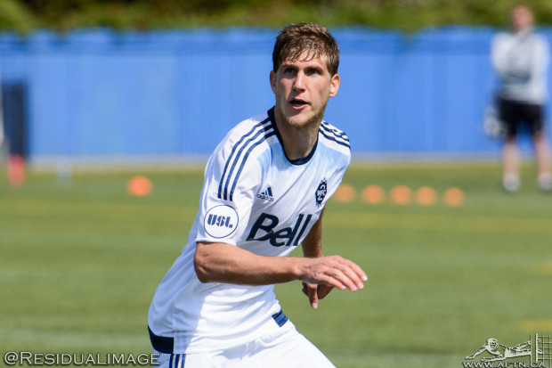 "Whitecaps Diego Rodriguez returns from injury and ready to challenge for MLS minutes – ""I'm very healthy, I'm very good and ready to play"""