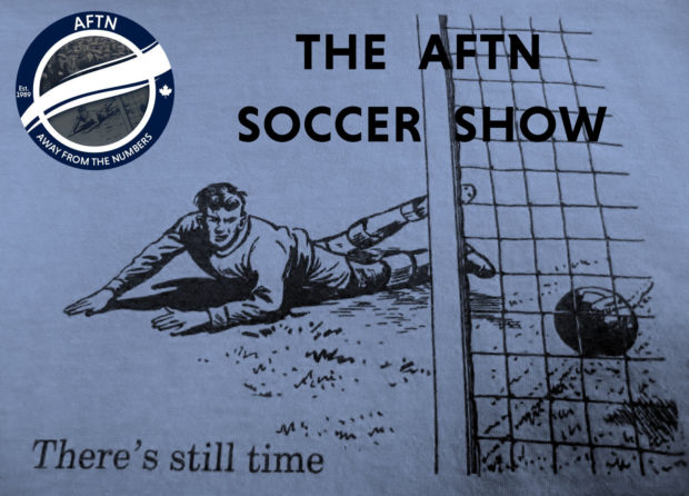 Episode 212 – The AFTN Soccer Show (Thundersticks with guests Ryan Pierce, Stefan Marinovic, and Stewart Kerr)