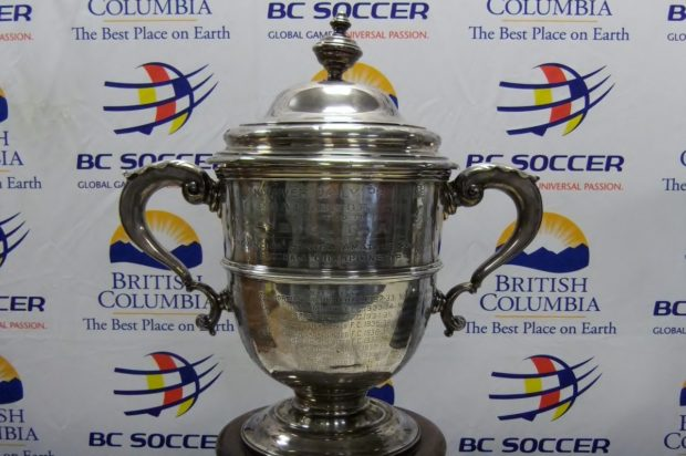 2017 BC Provincial Cups: Men's Provincial A Cup First Round preview