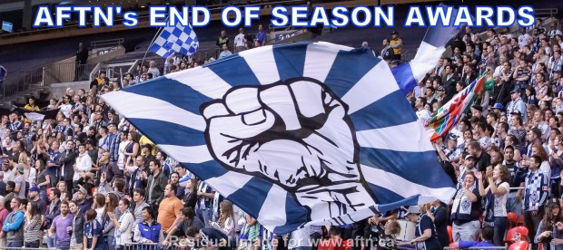 AFTN's Vancouver Whitecaps End Of Season Awards – 2015