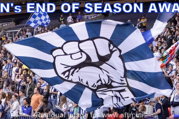 AFTN's Vancouver Whitecaps End Of Season Awards – 2018 (Part Two)