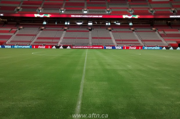 Pitch Imperfect: How ready will new BC Place pitch be for Women's World Cup?