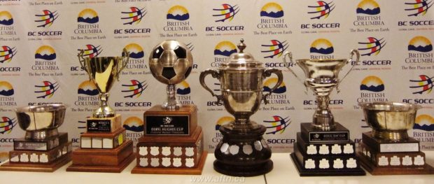 2017 BC Provincial Cups: Doug Day U21 Cup preliminary round preview