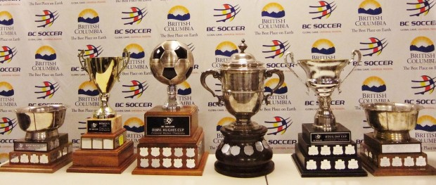 2013 BC Provincial Cup draws made in Victoria