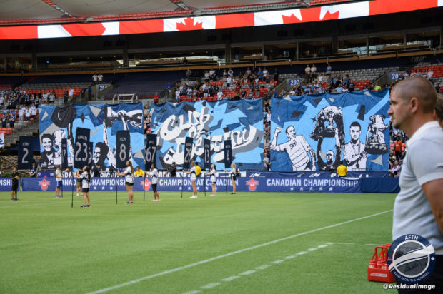 Vancouver Whitecaps v Toronto FC – The Final First Leg Story In Pictures