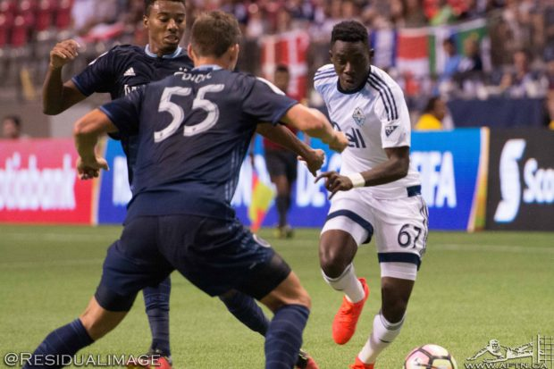 Report and Reaction: A historic goal on a historic night sees Vancouver Whitecaps claim spot in Champions League quarter-finals