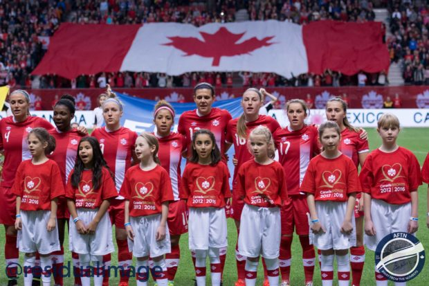 Celebrating Canada: The greatest Canadian Women's national team players